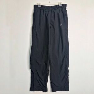 NIKE Sportswear Black Windbreaker Athletic Pants M